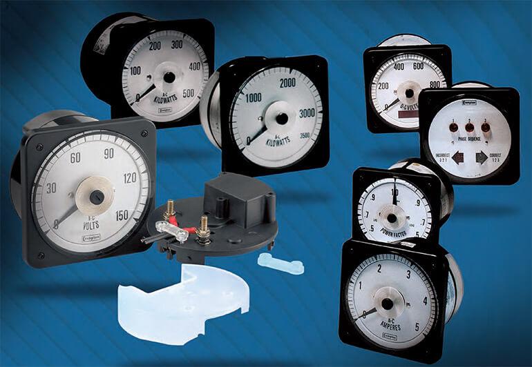 Đồng hồ đo điện cơ dòng Switchboard