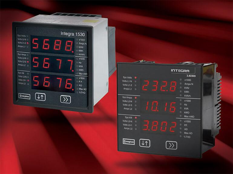 Đồng hồ đo điện tử dòng 1530 1630