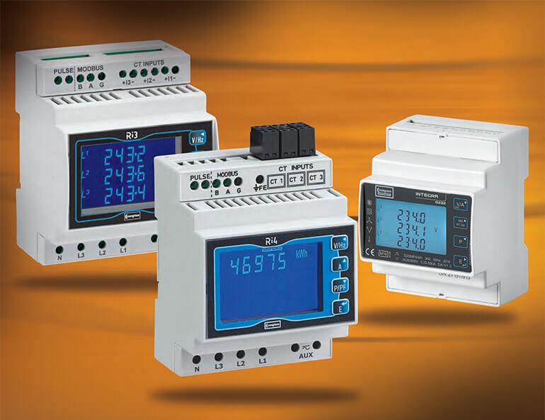 Đồng hồ đo điện tử dòng Ri3 Ri4