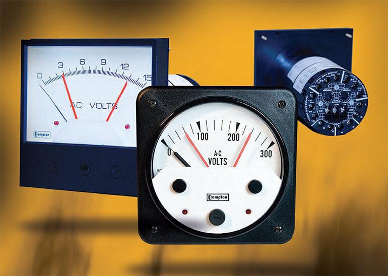 Đồng hồ đo điện kết hợp relay