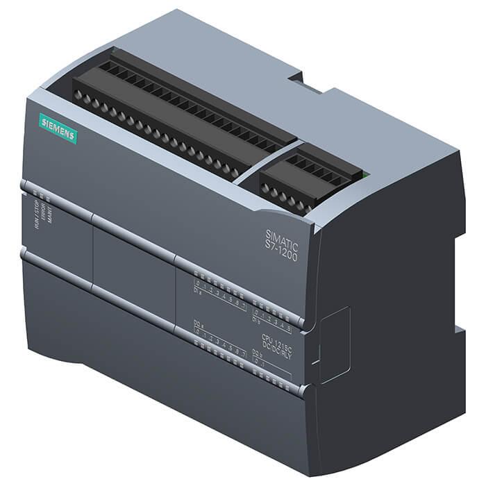 6ES7215-1HG40-0XB0 CPU 1215C DC/DC/relay SIMATIC S7-1200