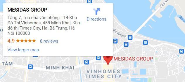 MAP MESIDAS GROUP