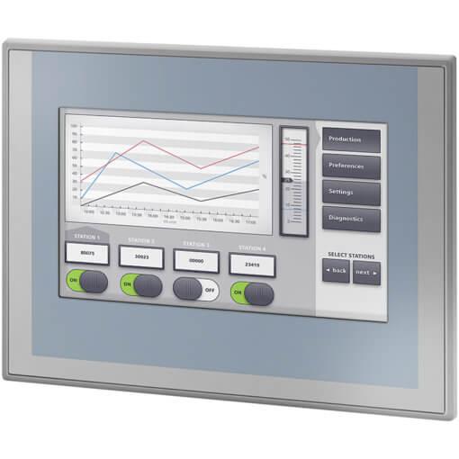 """6AV2143-6JB00-0AA0 Màn hình cảm ứng HMI 9"""" TP900 Basic"""