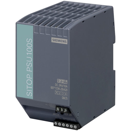 Bộ nguồn 24VDC/10A (120/230VAC) SITOP PSU100S 6EP1334-2BA20