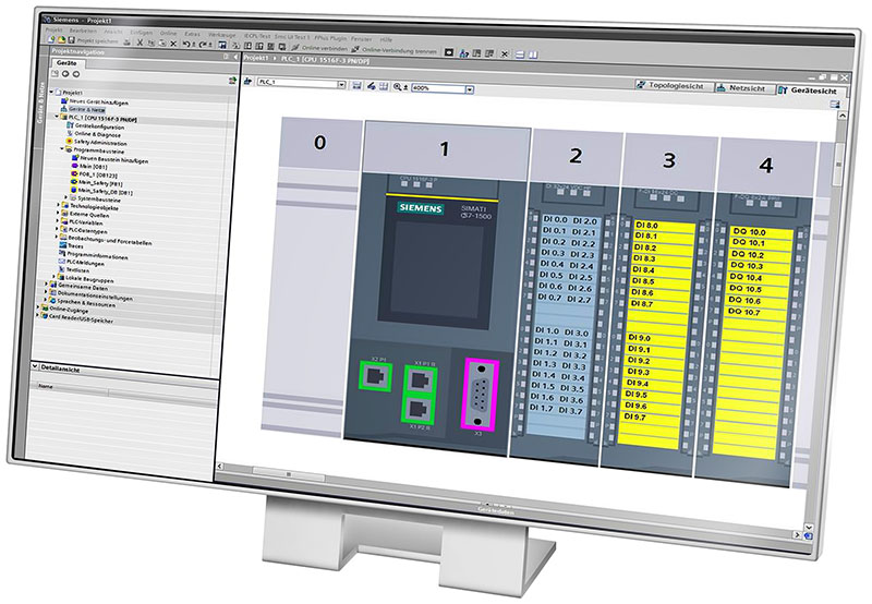 Phần mềm SIMATIC STEP 7 Safety (TIA Portal)