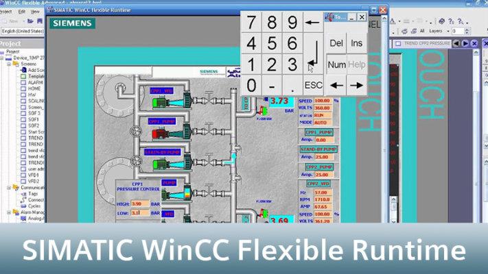 SIMATIC WinCC Flexible Runtime
