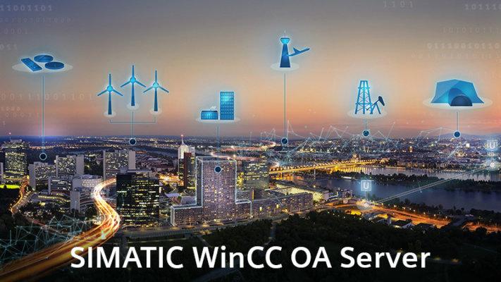 SIMATIC WinCC OA Server (SCADA)