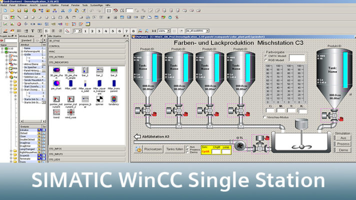SIMATIC WinCC OA Single Station