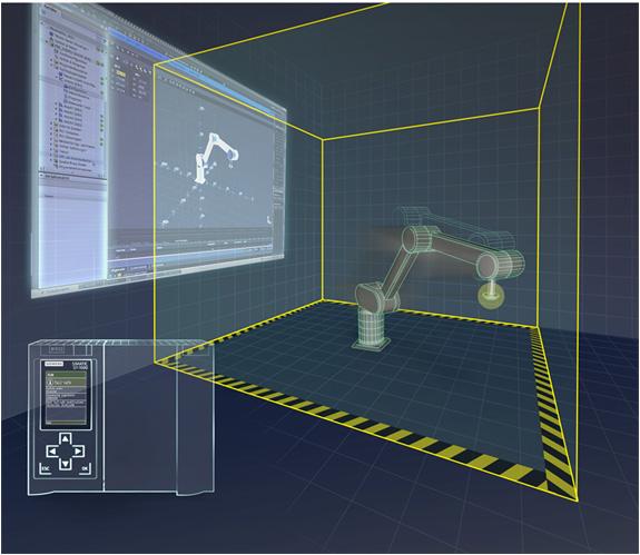 Tiện ích phần mềm SIMATIC Safe Kinematics