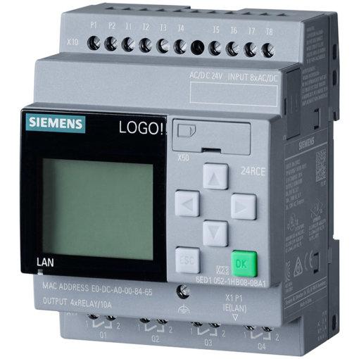 Bộ điều khiển LOGO! 24RCE 8DI/4DO 6ED1052-1HB08-0BA1