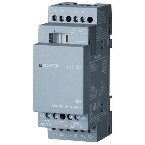 Module mở rộng 2AI -50...+200°/C Pt100/1000 6ED1055-1MD00-0BA2