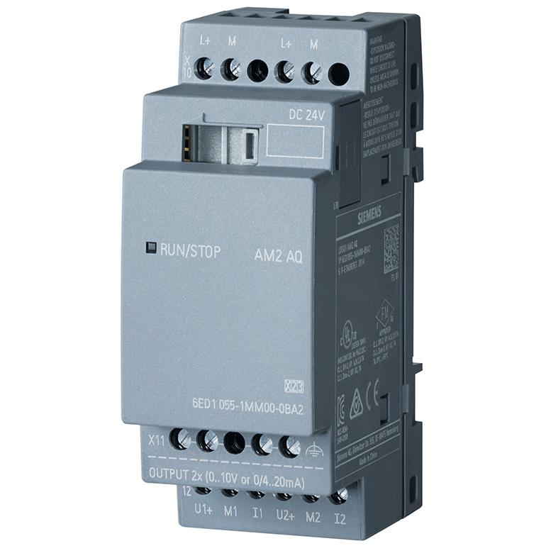 Module mở rộng 2AO 0-10V, 0/4-20mA 6ED1055-1MM00-0BA2
