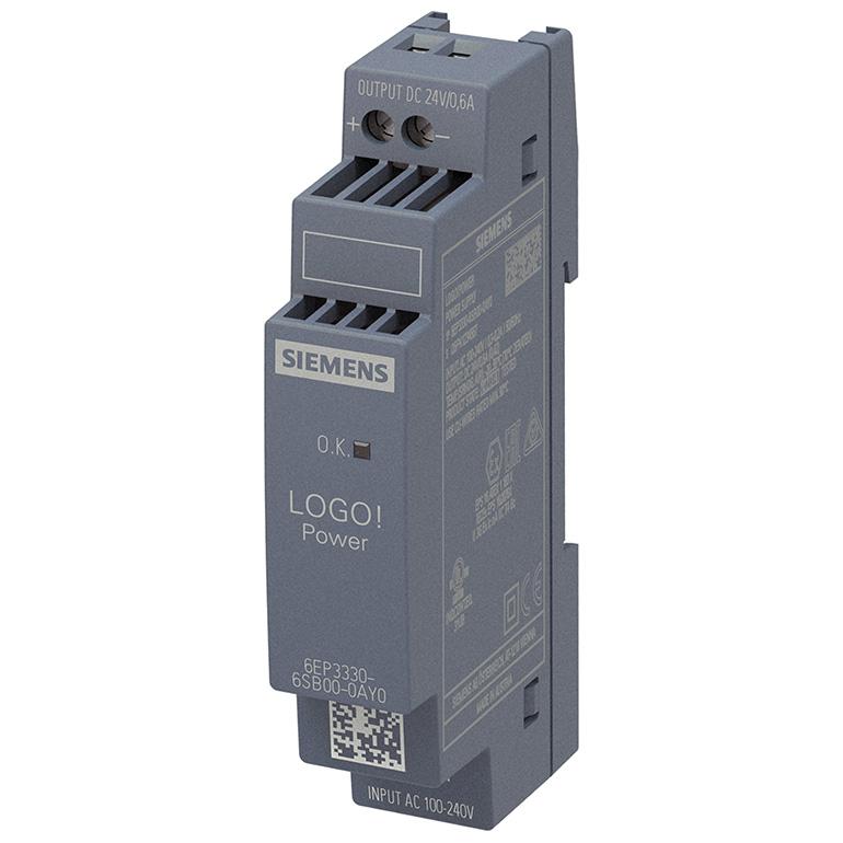 Module nguồn 24VDC/0.6A LOGO! POWER 6EP3330-6SB00-0AY0