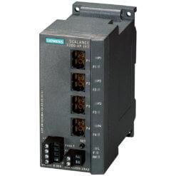 Switch công nghiệp 4 cổng POF SC RJ 100 Mbit/s SCALANCE X200-4PIRT Managed & Layer 2 6GK5200-4AH00-2BA3