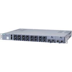 Switch công nghiệp 8 cổng PoE RJ45 10/100/1000 Mbit/s + 8 cổng RJ45 10/100/1000 Mbit/s + 4 cổng 10/100/1000 Mbit/s (cổng mô-đun/điện/quang) SCALANCE XR324-4M PoE TS Managed & Layer 2 6GK5324-4QG10-1CR2