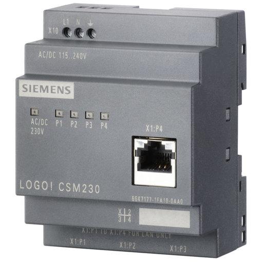 LOGO! CSM 230 Compact Switch Module 6GK7177-1FA10-0AA0