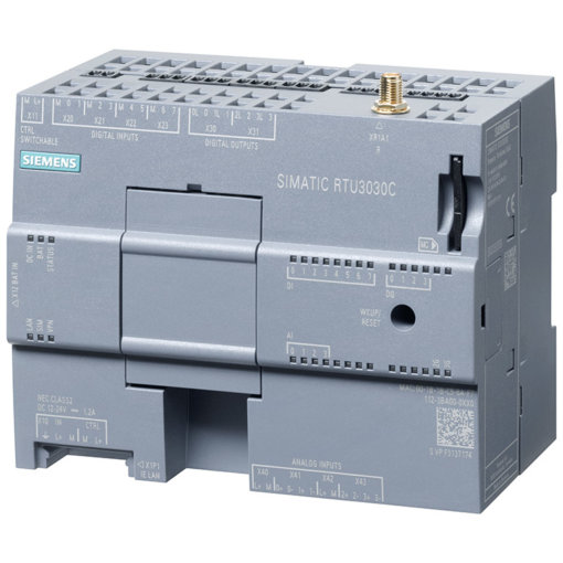 Bộ điều khiển RTU 8DO/4DQ/4AI SIMATIC RTU3030C 6NH3112-3BA00-0XX0