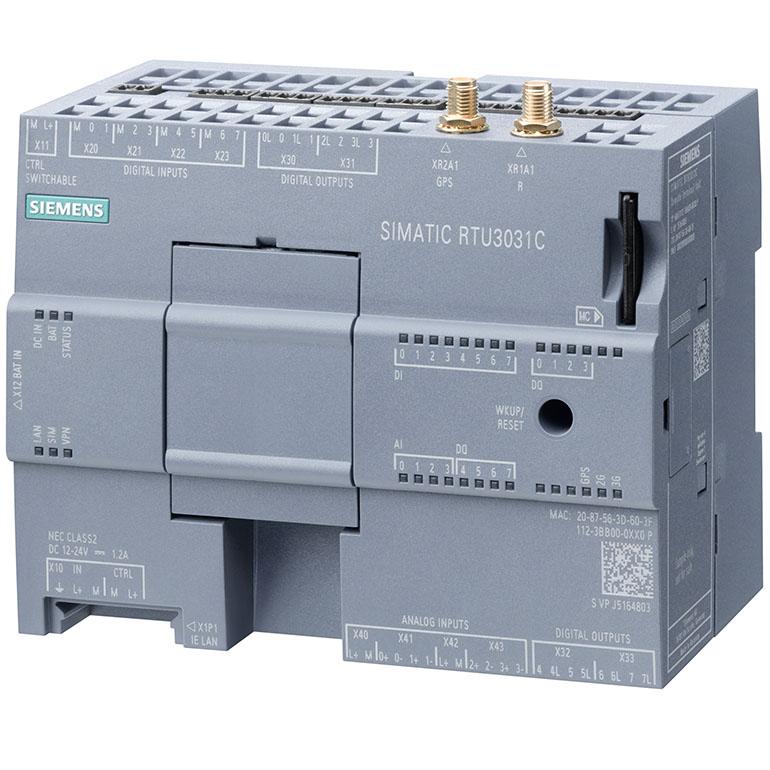 Bộ điều khiển RTU 8DI/8DQ/4AI SIMATIC RTU3031C 6NH3112-3BB00-0XX0