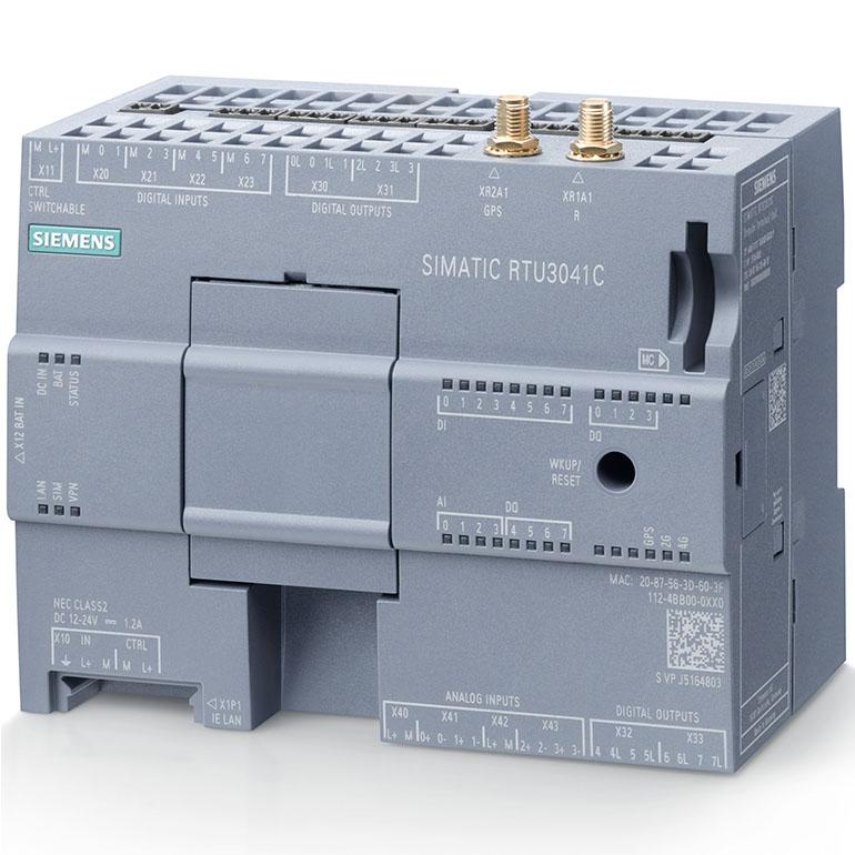 Bộ điều khiển RTU 8DI/8DQ/4AI SIMATIC RTU3041C 6NH3112-4BB00-0XX0