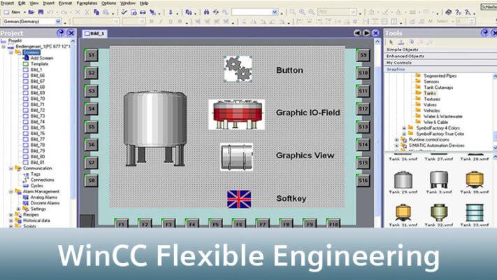 SIMATIC WinCC Flexible Engineering