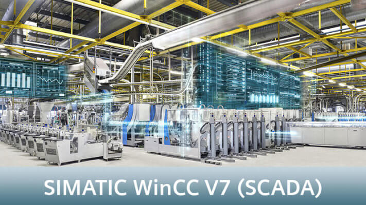 SIMATIC WinCC V7 (SCADA)