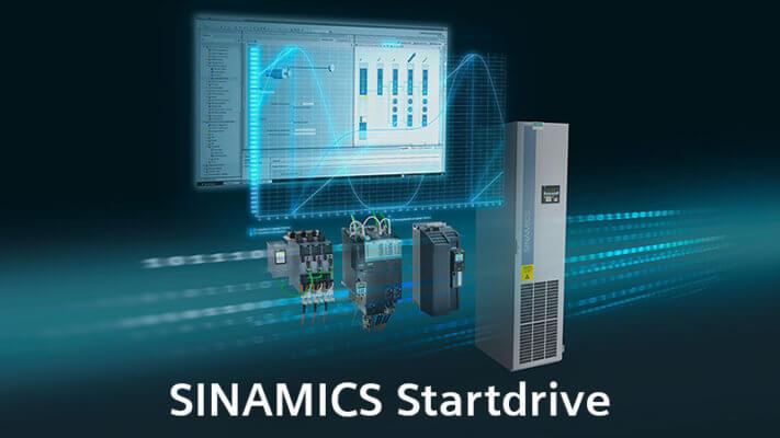 SINAMICS Startdrive