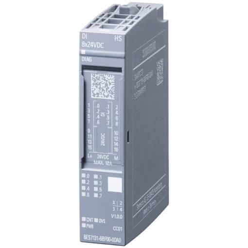 DI 8x24 VDC HS SIMATIC ET 200SP 6ES7131-6BF00-0DA0