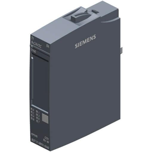 DI 8x24 VDC BA SIMATIC ET 200SP 6ES7131-6BF01-0AA0
