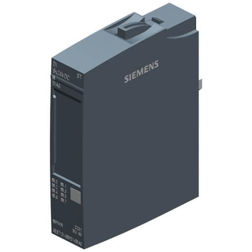 DI 8x24 VDC ST SIMATIC ET 200SP 6ES7131-6BF01-2BA0