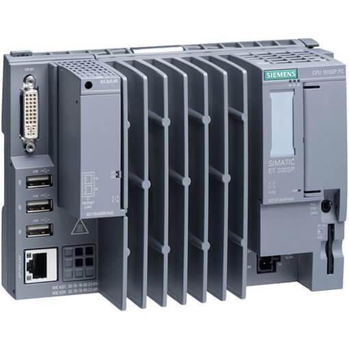 SIMATIC ET 200SP, CPU 1515SP PC + HMI 2048PT, 4GB RAM, 30GB CFAST, WES 7 P 64bit 6ES7677-2AA41-0FM0