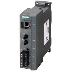 Bộ chuyển đổi quang điện công nghiệp 1x 10/100 Mbit/s RJ45 port + 1x 100 Mbit/s Multimode BFOC SCALANCE X101-1 6GK5101-1BB00-2AA3