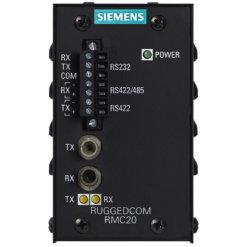 Bộ chuyển đổi RS232/422/485 sang Quang (Serial-to-Fiber) RUGGEDCOM RMC20
